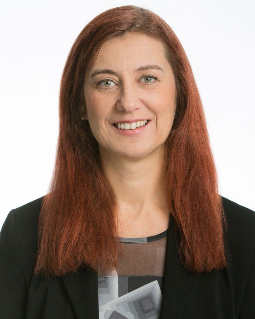 Portrait of Helga Tieben