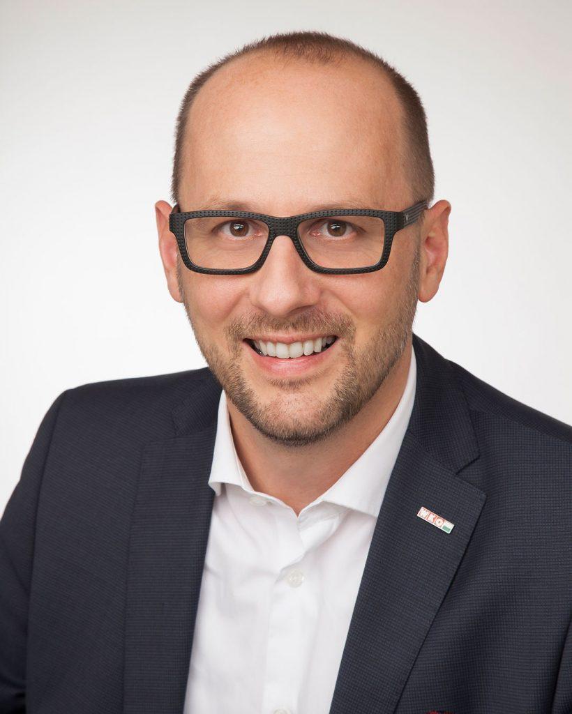 Portrait of Helmut Röck