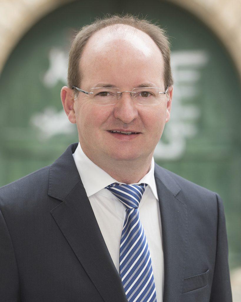 Portrait of Herbert Ritter