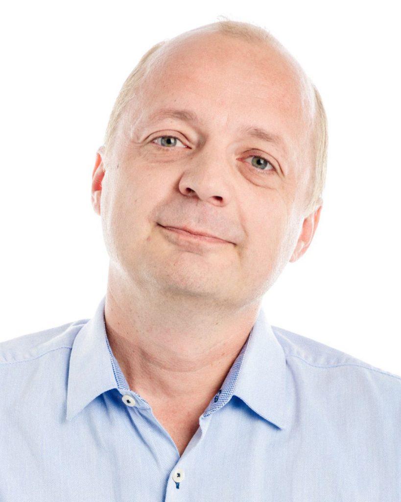 Portrait of Jan Bormans