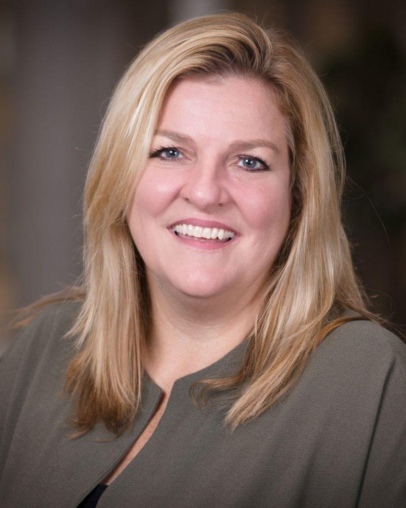 Portrait of Krista Jones