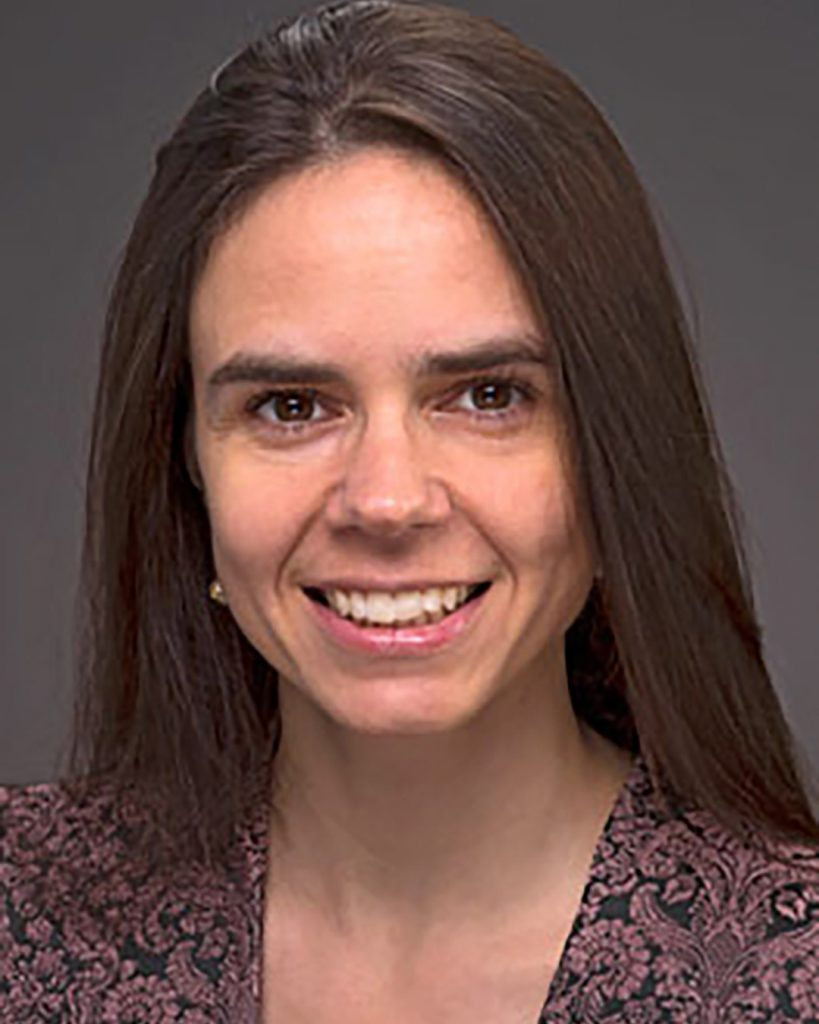 Portrait of Melanie Cullins