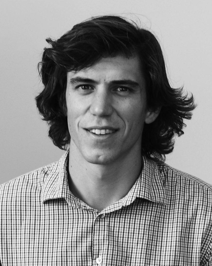 Portrait of Michael Barr