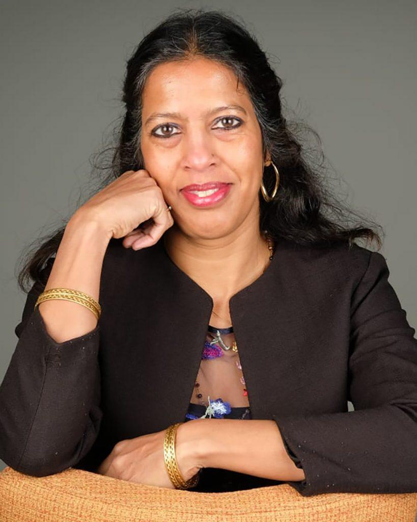 Portrait of Mohini Keunen