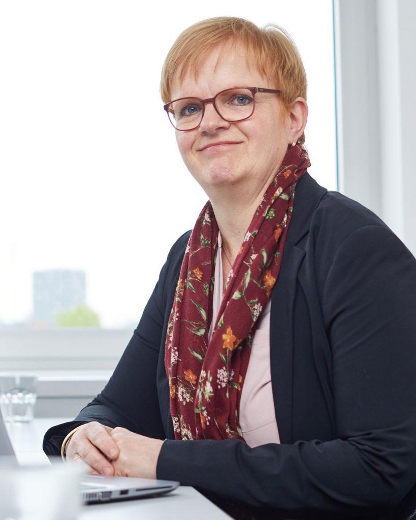 Portrait of Steimetz Elisabeth