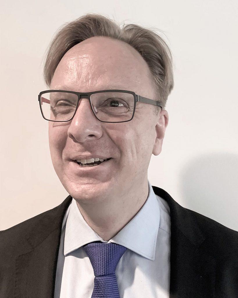 Portrait of Clemens Zielonka